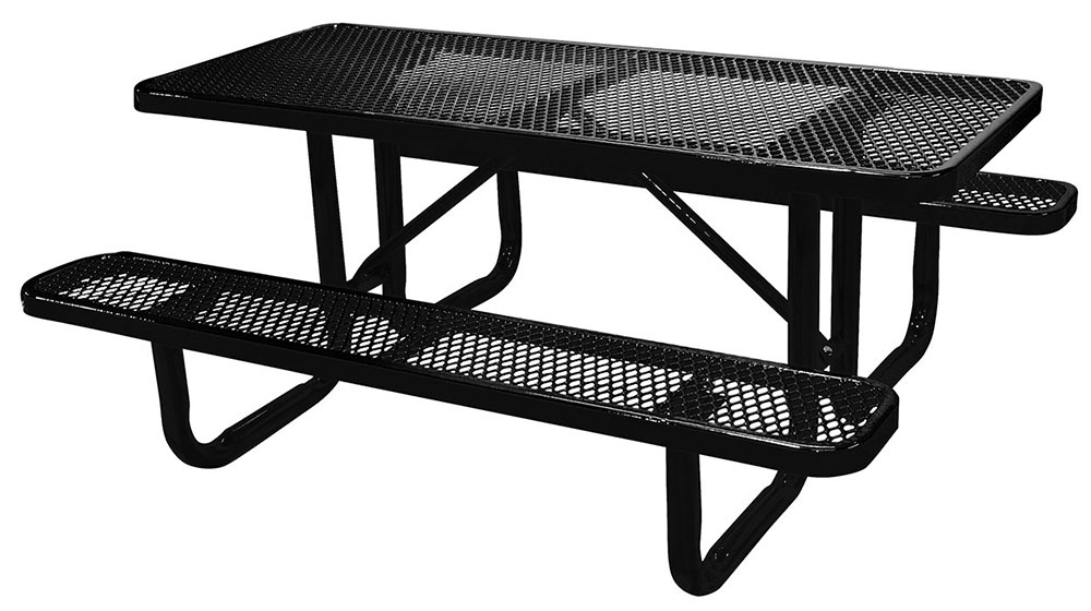6u0027 Portable Picnic Table