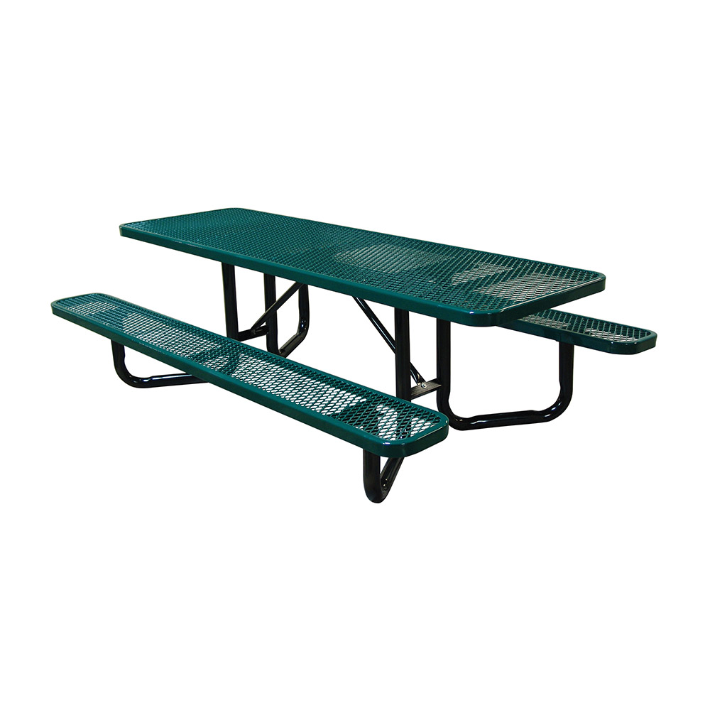 YBase Ada In Ground Picnic Table ADA Picnic Tables With - Ada picnic table requirements