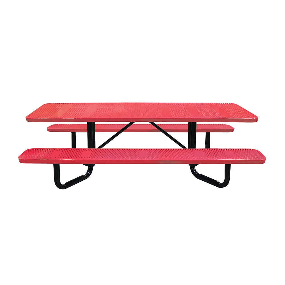 YBase Ada Perf In Ground Picnic Table ADA Picnic Tables With - Wheelchair picnic table