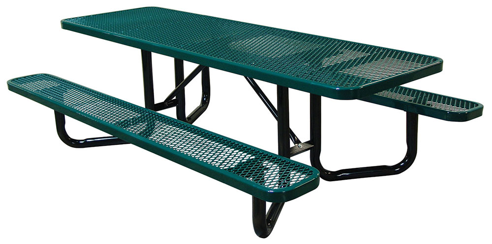 8u0027 Y Base Ada Portable Picnic Table