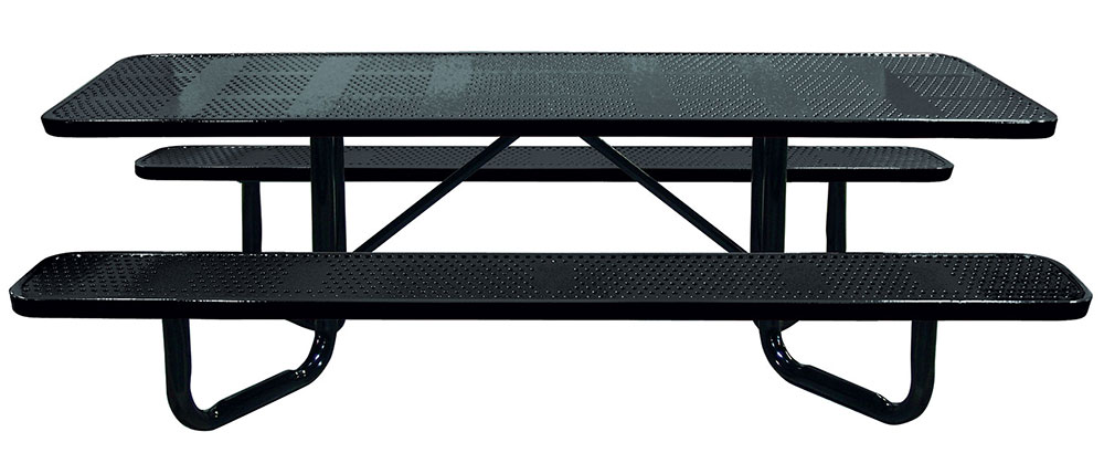 YBase Ada Perf Portable Picnic Table ADA Picnic Tables With - Metal base picnic table